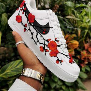 Nike AF1 ROSE BLOSSOM