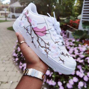 Nike AF1 CHERRY BLOSSOM