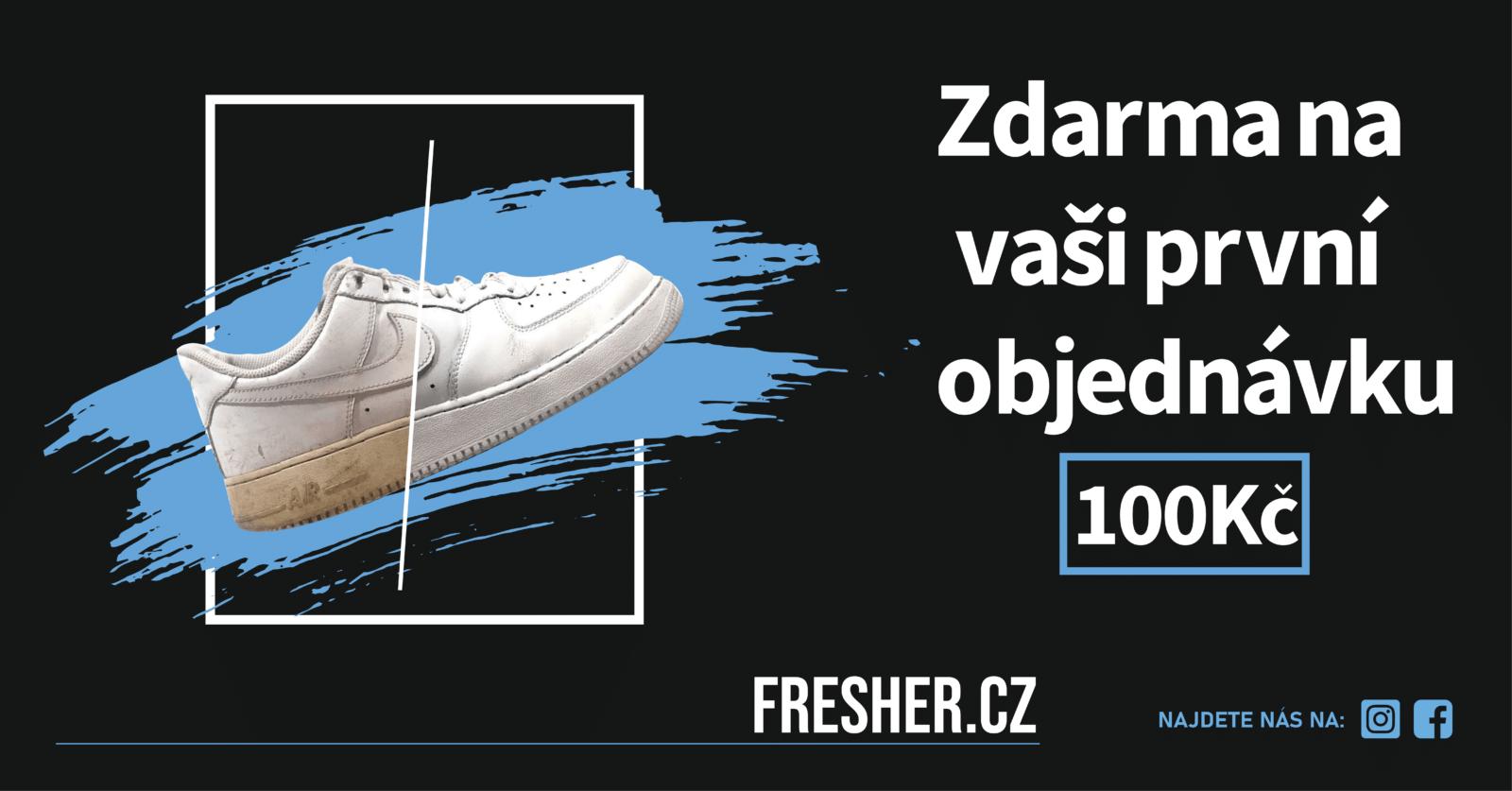 Čistírna tenisek a opravna obuvi
